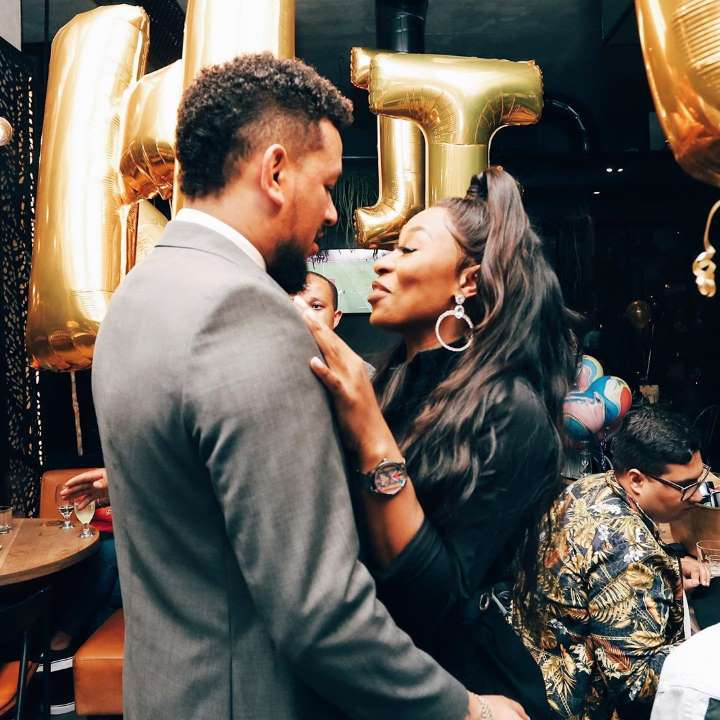 AKA and DJ Zinhle's Trending Hashtag Blows Minds