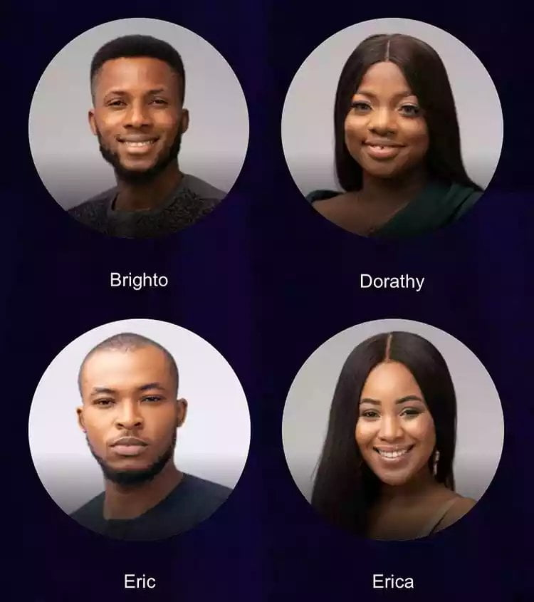 bbnaija 2020 house mates 3 pictures and profile