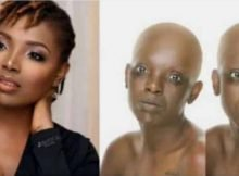 Annie Idibia debunks claims that she is suffering from cancer