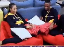 BBNaija Erica Reveals She Can't Be In A Relationship With Laycon