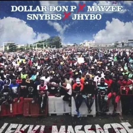 Jhybo – Lekki Massacre ft. Dollar Don P, Mayzee, Snybes mp3 download free
