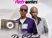 DJ E Fresh x DJ Consequence – Amapiano Party Mix mp3 download free