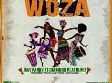 Rayvanny – Woza Ft. Diamond Platnumz mp3 download free