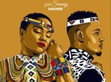 Sun-EL Musician – Higher ft. Simmy mp3 download free lyrics