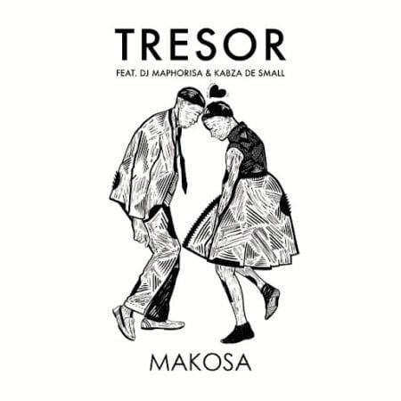 Tresor - Makosa ft. DJ Maphorisa & Kabza De Small mp3 download free lyrics